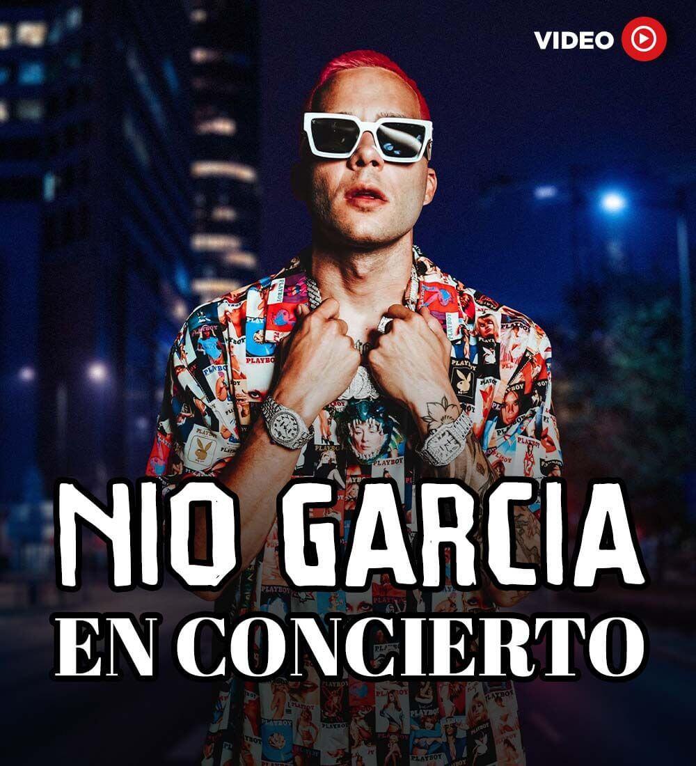 Nio Garcia en Concierto