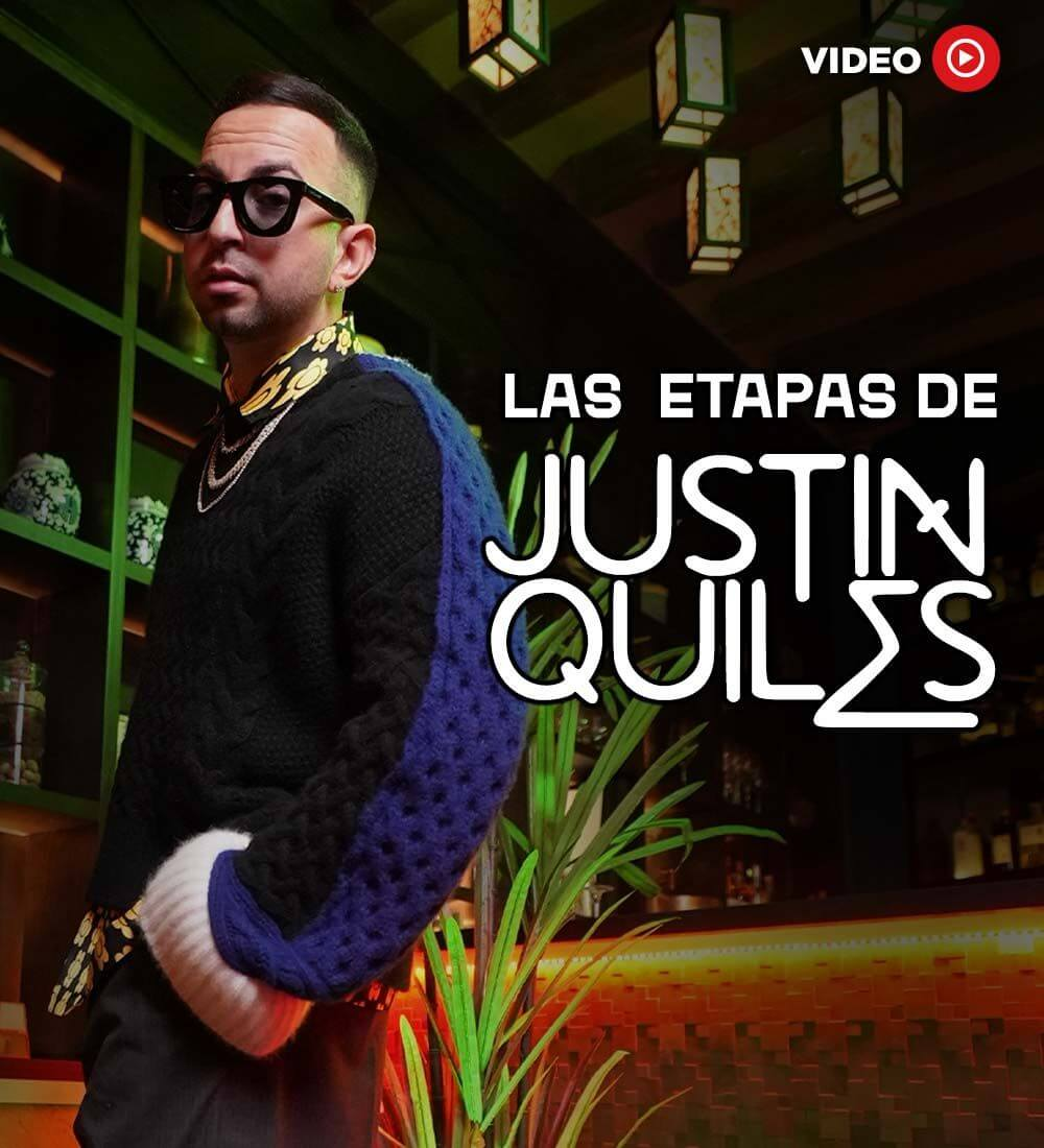 Justin Quiles: In Stages