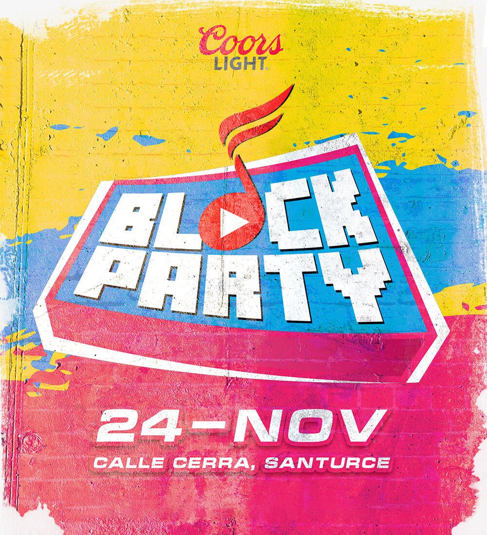 LaMusica Block Party