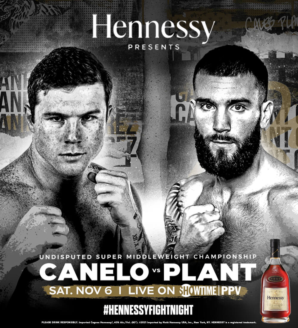 Celebra Hennessy Fight Night con un Fight Night Kit